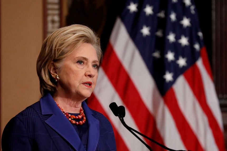 Mrs Hillary Clinton, 70, has begun a discreet and low-profile reentry into the political fray.