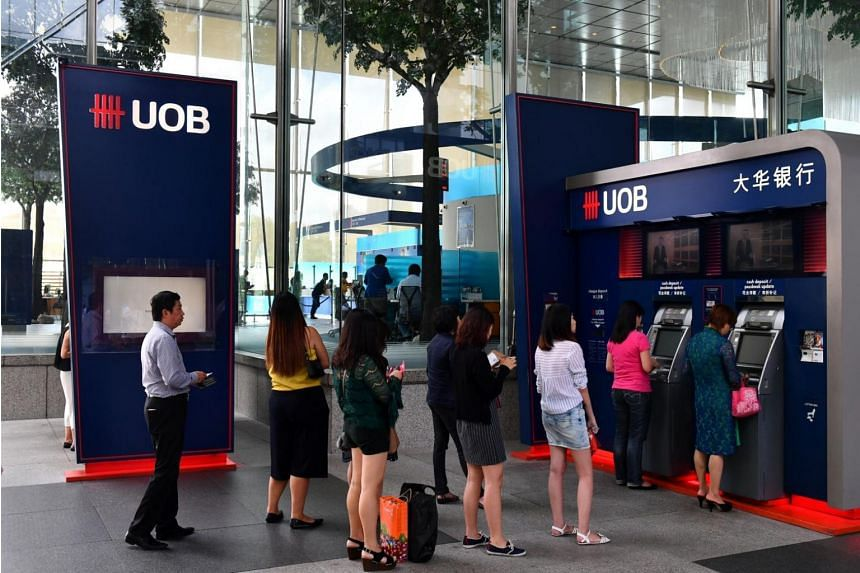UOB's net interest margin improved 12 basis points to 1.81 per cent, attributed to active balance sheet management and a rising interest rate environment.