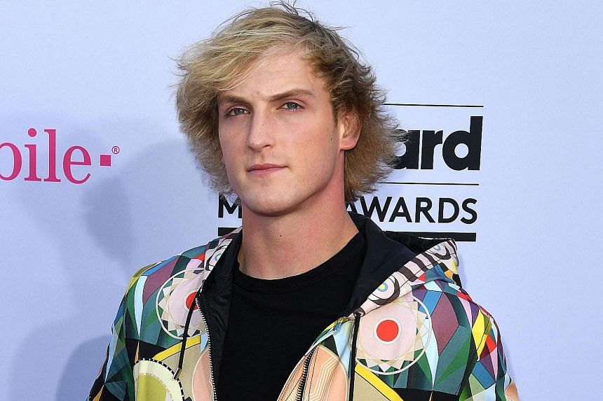 VLOGGER LOGAN PAUL