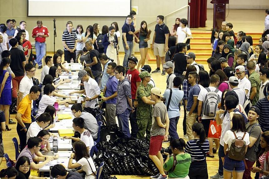 School candidates may collect their results from their respective schools from 2.30pm on Feb 23, said the Ministry of Education and the Singapore Examinations and Assessment Board.