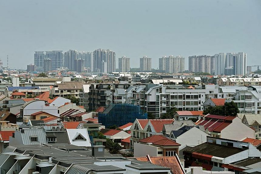 Inclusive of ECs, developers moved 622 homes last month, about 10 per cent more than the 566 units sold in January 2017 and 17 per cent higher than the 531 homes sold in December.