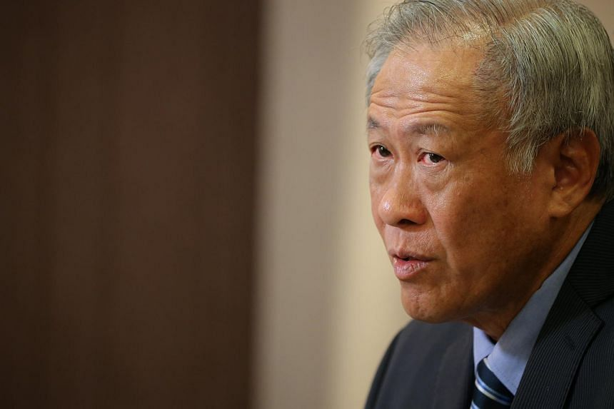 Defence Minister Ng Eng Hen will be awarded the French Legion of Honour when he attends the 54th Munich Security Conference.