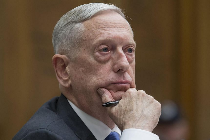 US Secretary of Defence Jim Mattis is expected to take a tough stance, according to the principal US deputy assistant secretary of defence for international security affairs.
