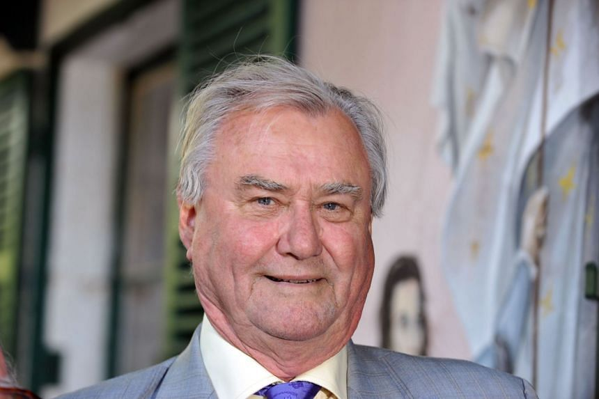 Prince Henrik, the French-born husband of Denmark's Queen Margrethe II, died at Fredensborg Castle on Feb 14, 2018.