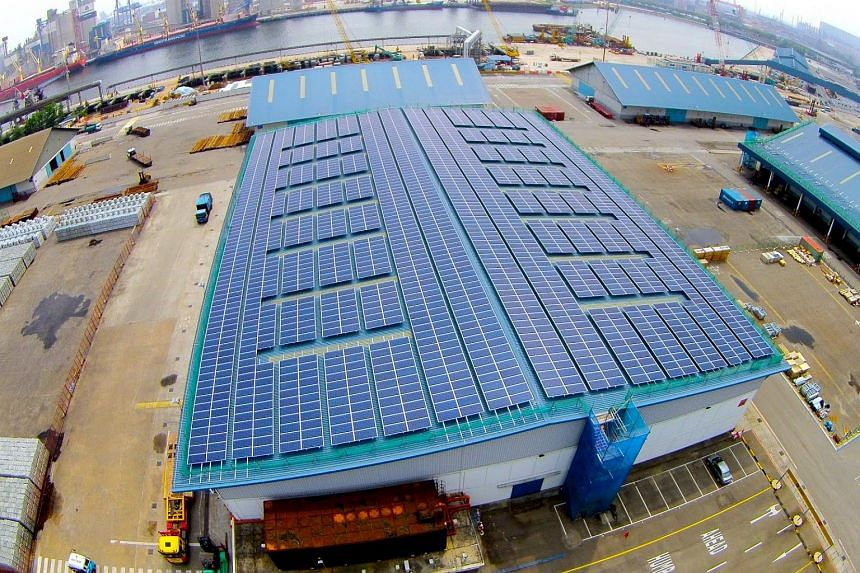 Sunseap International - the global arm of clean energy provider Sunseap Group in Singapore, have inked an agreement to jointly develop a 168 megawatt-peak (MWp) utility-scale solar power project.