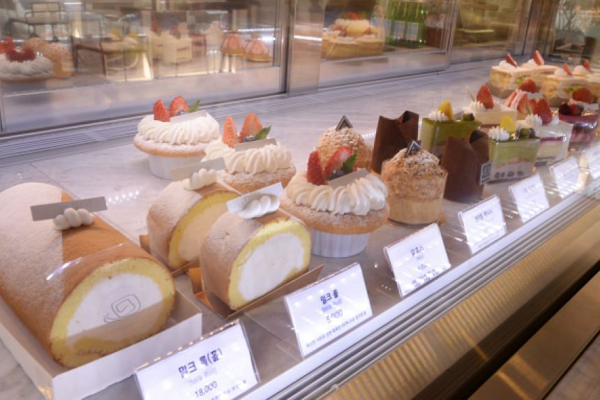 Plan Plan focuses on infusing mousse cakes and other treats with their own aesthetic.