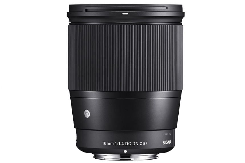 The Sigma 16mm f/1.4 DC DN Contemporary produces a pleasing bokeh effect.