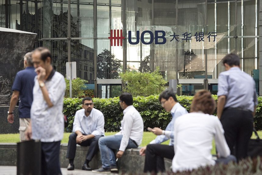 United Overseas Bank raised its 2018 GDP growth forecast to 2.8 per cent from 2.5 per cent, following the release of the official GDP numbers on Feb 14, 2018.