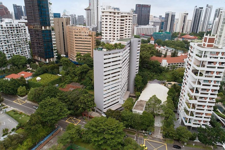 Cairnhill Mansions has been sold to Singapore-listed property developer Low Keng Huat for $362 million.