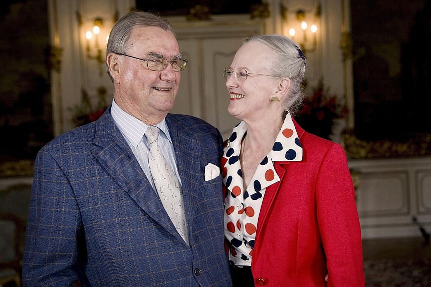 Prince Henrik announced last year that he did not wish to be buried next to his wife, Queen Margrethe, who he said had never acknowledged him as her equal.