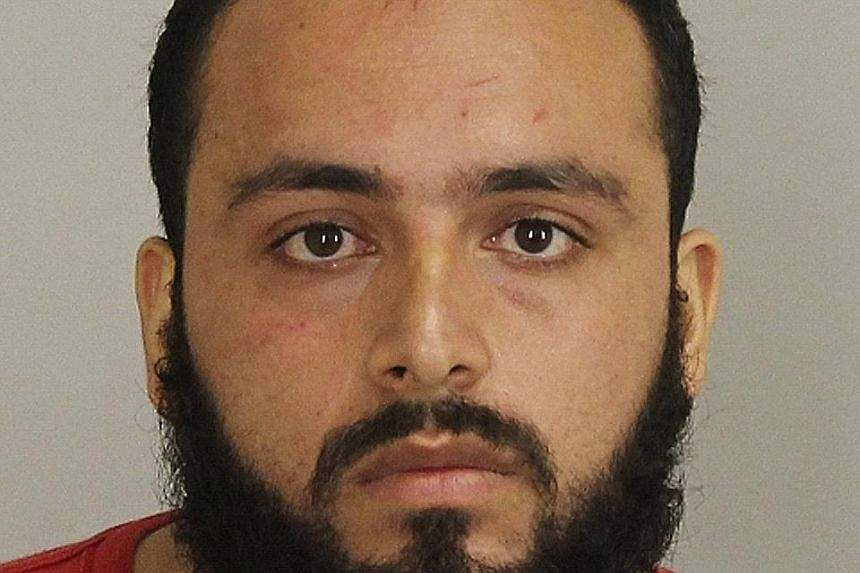 Ahmad Khan Rahimi was convicted of planting bombs in New York City's Chelsea neighbourhood in 2016.