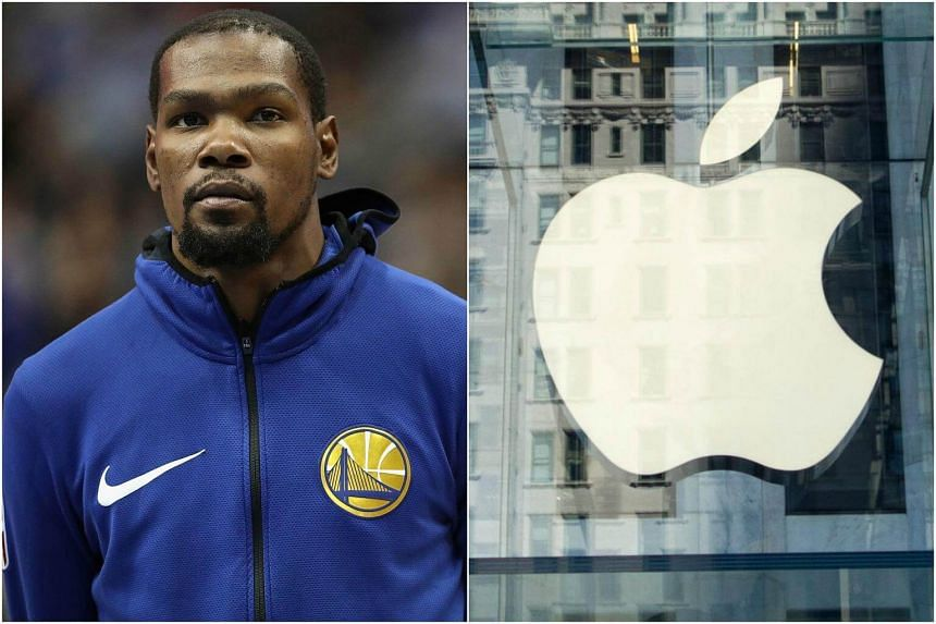 Apple's basketball-themed series, called Swagger, will be inspired by Durant's youth basketball experiences.