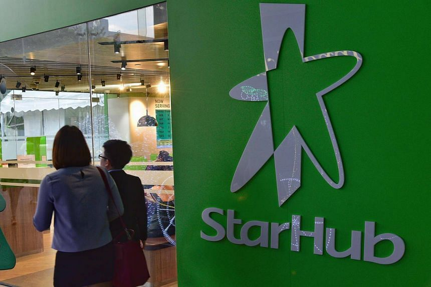 Higher staff costs were partly to blame for a plunge in fourth-quarter earnings at StarHub.