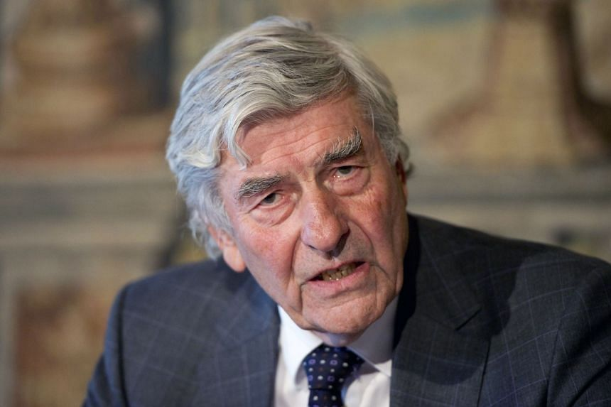 Lubbers (above, in 2010) remained prime minister for a record 12 years until 1994.