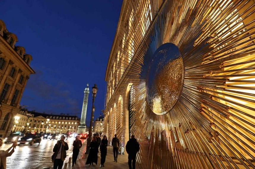 """""""The whole high-end market is back on track, boosted by the Place Vendome houses,"""" the Franceclat body said, in reference to a traditional Paris neighbourhood for luxury accessories."""