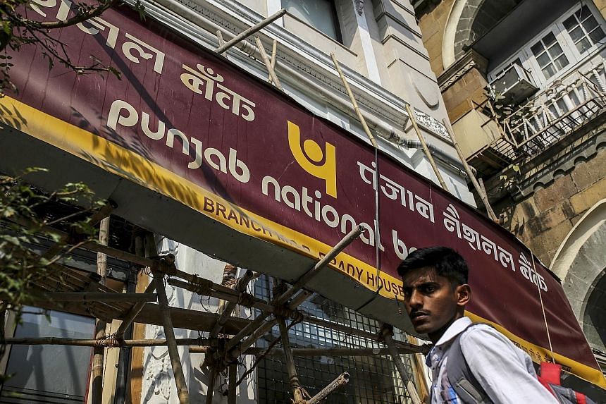 A US$1.77 billion (S$2.3 billion) fraud was detected at a Mumbai branch of Punjab National Bank, one of India's biggest banks, and the country's second-largest state-run lender.