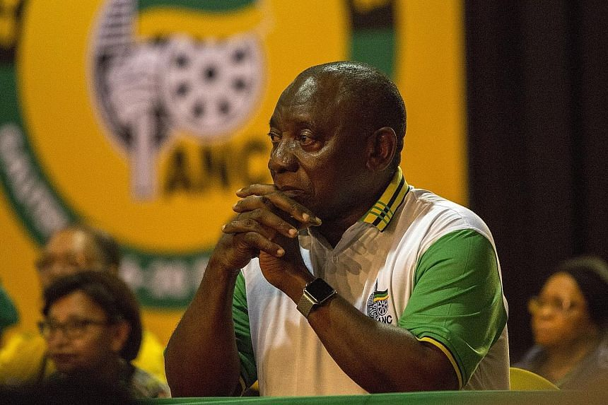Mr Cyril Ramaphosa swopped politics for business after he failed to clinch the ANC nomination to succeed President Nelson Mandela in 1999. He became one of the wealthiest people in Africa.