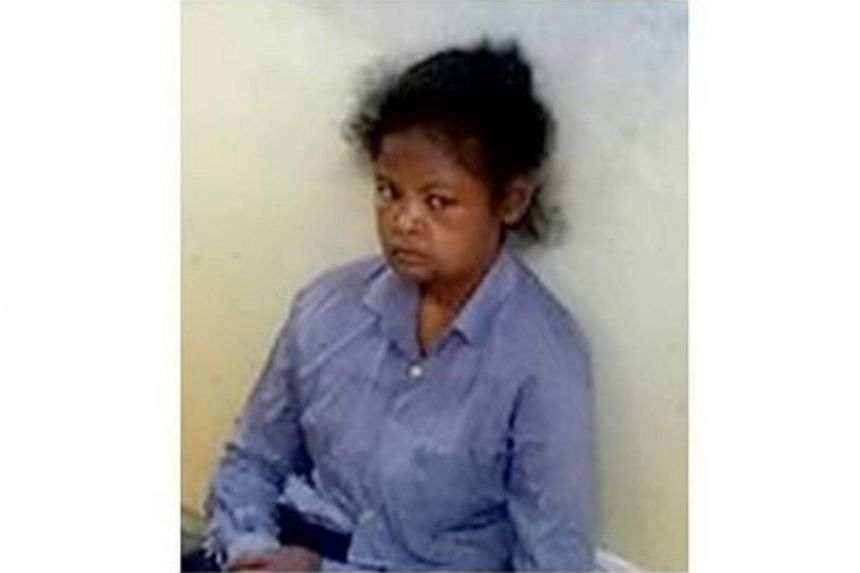 Indonesian maid Adelina Lisao allegedly slept in the porch with a Rottweiler.