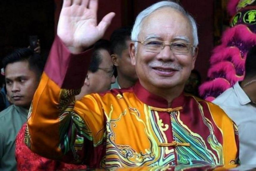 Datuk Seri Najib extended his Chinese New Year greetings to the nation's Chinese community and those celebrating all over the country and world.