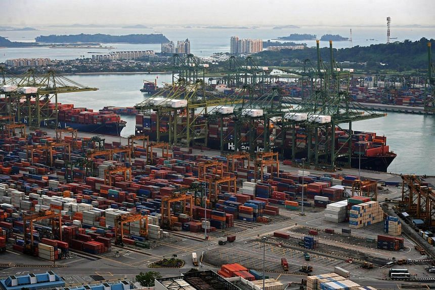 Non-oil domestic exports (Nodx) rose 13 per cent year-on-year in January.