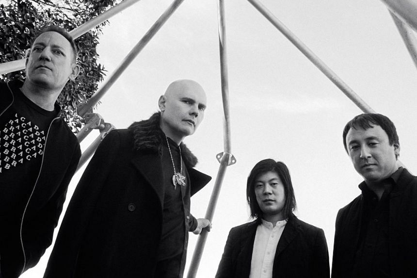 The Smashing Pumpkins' 36-city tour of North America will open on July 12 in Glendale, Arizona and come to major arenas including Madison Square Garden in New York.