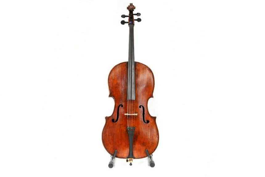 """Help! My cello was stolen this evening in a red dark flightcase,"" soloist Ophelie Gaillard wrote in a Facebook post, accompanied by pictures of the instrument."