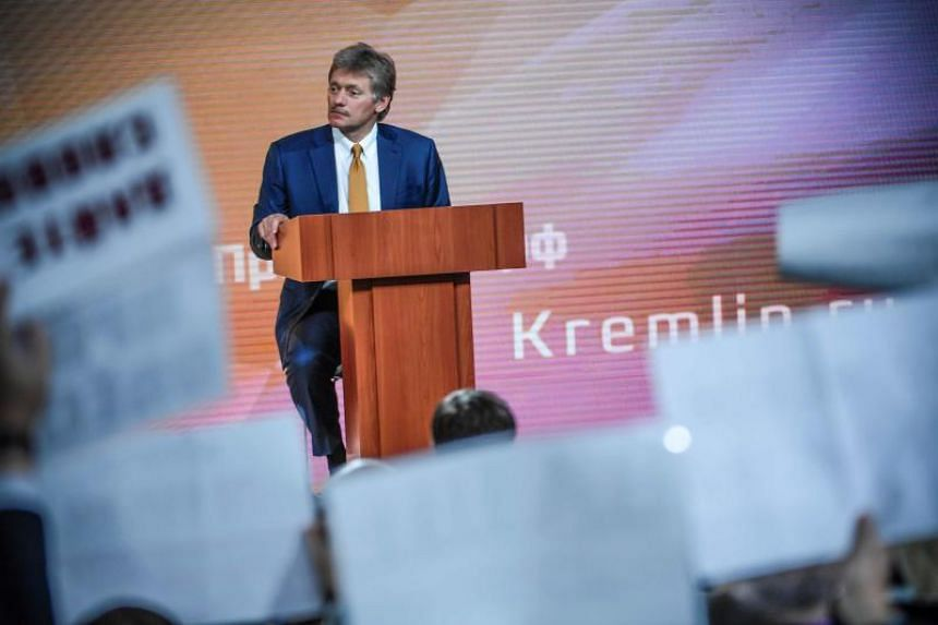 """Kremlin spokesman Dmitry Peskov said that the allegations by a British official about 'NotPetya' attack were groundless and part of a """"Russophobic"""" campaign being conducted in some Western countries."""