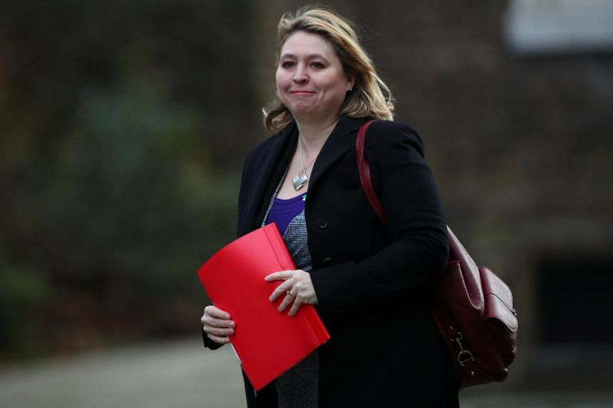 Karen Bradley said she will consider all options over the weekend on what steps to take next before updating London's parliament on Feb 20, 2018.