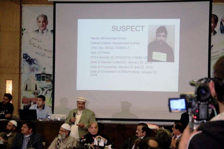 Police investigators said that they had matched DNA from eight girls' bodies with the convicted killer, Imran Ali, 24.