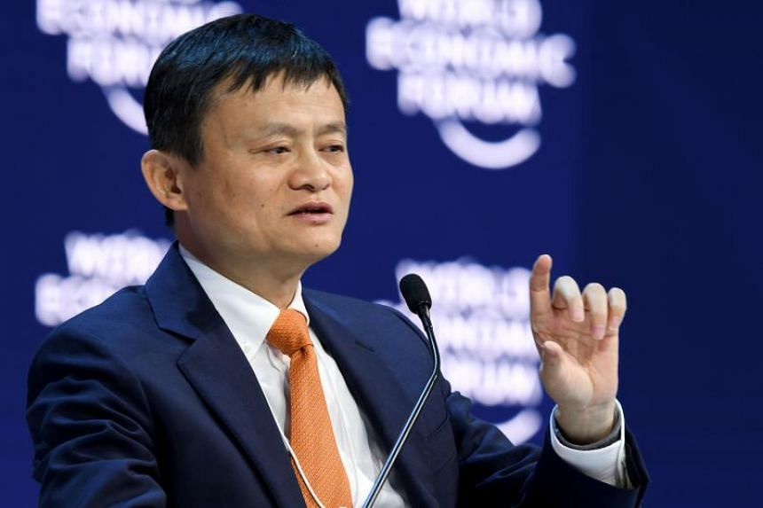 Alibaba's Jack Ma said the Philippines had huge potential to embrace the technology revolution because e-commerce was specifically designed for developing economies.
