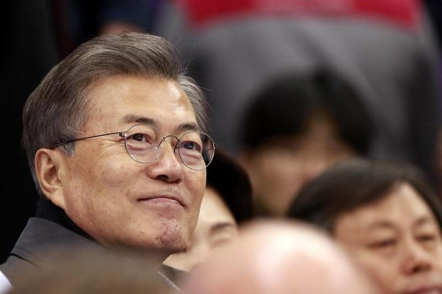 South Korea's President Moon Jae In last week received an invitation from the North's leader Kim Jong Un for a summit in Pyongyang.