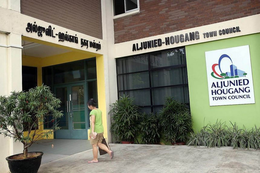 The Aljunied-Hougang Town Council has yet to make transfers totalling $13.9 million to make up for the shortfall in past transfers to AHTC's sinking fund.