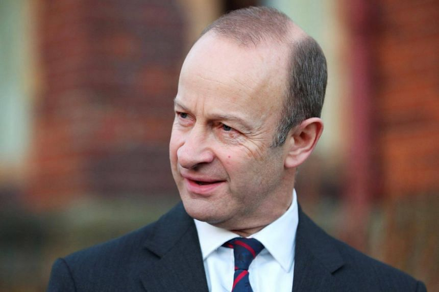 Former army officer Henry Bolton, 54, was not widely known outside the party when he became UKIP's fourth leader in a year in September 2017.
