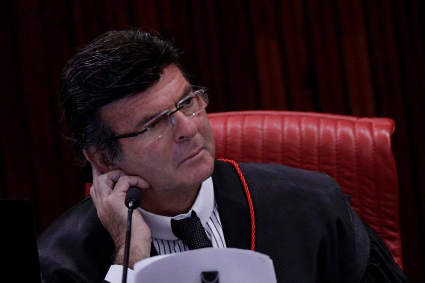 Luiz Fux, a Supreme Court justice, directed Brazil's Federal Police to establish a task force to develop strategies to prevent fake news from being produced and to limit its reach.