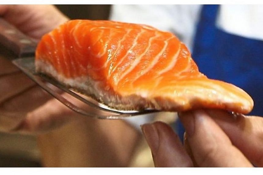The difference between Norwegian trout and salmon, Food News & Top
