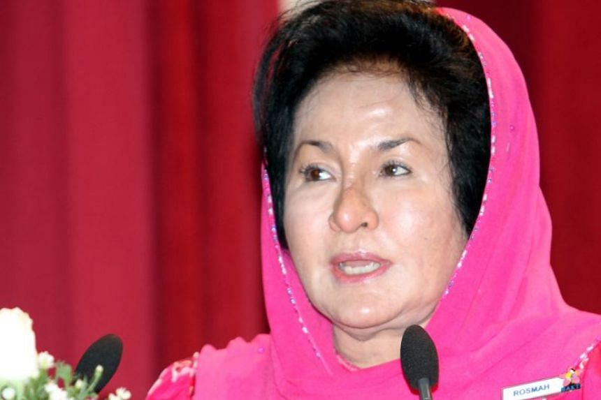 Datin Seri Rosmah Mansor said she would not step down as the patron of child-education programme Permata, on Feb 18, 2018.