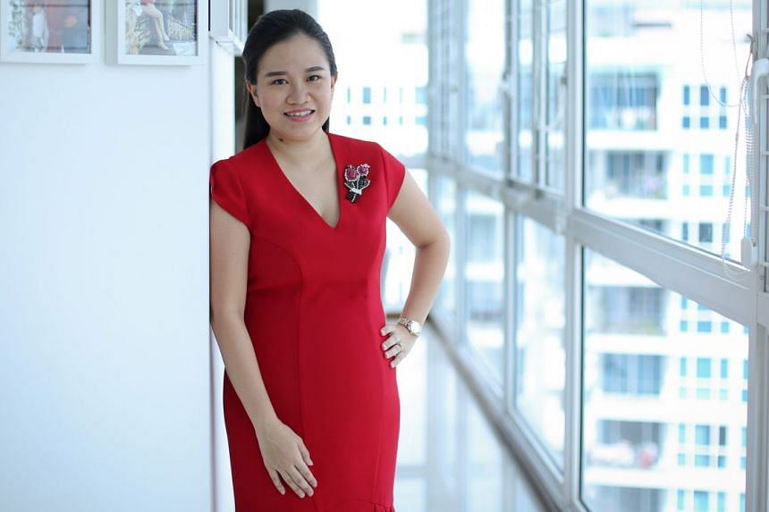 Ms Teh Li Rong, who co-founded start-up Jio Technologies, which owns lifestyle app JiojioMe, is keeping liquid funds ready to enter when market uncertainties return with another financial crisis.