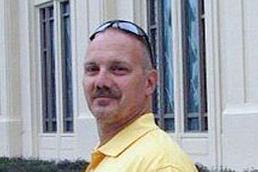 FATHER FIGURE: CHRIS HIXON, 49