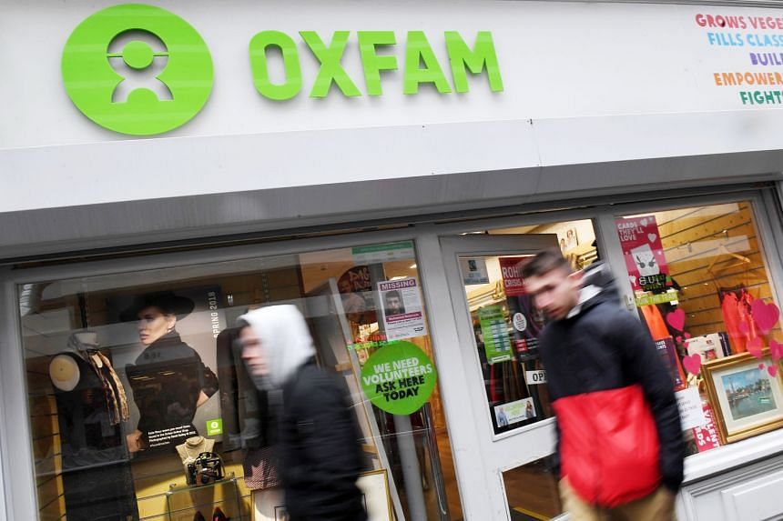 Oxfam has been mired in scandal since revelations a week ago that staff used prostitutes while working in Haiti after a 2010 earthquake.