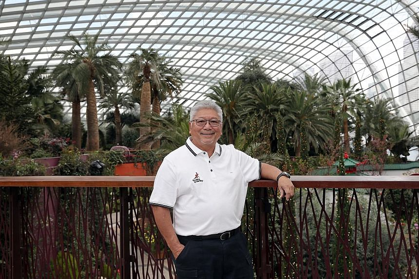 Dr Kiat W. Tan, who retired last Thursday as founding chief executive of Gardens by the Bay, helped to lay the groundwork for the Singapore Botanic Gardens to be named a Unesco World Heritage Site.