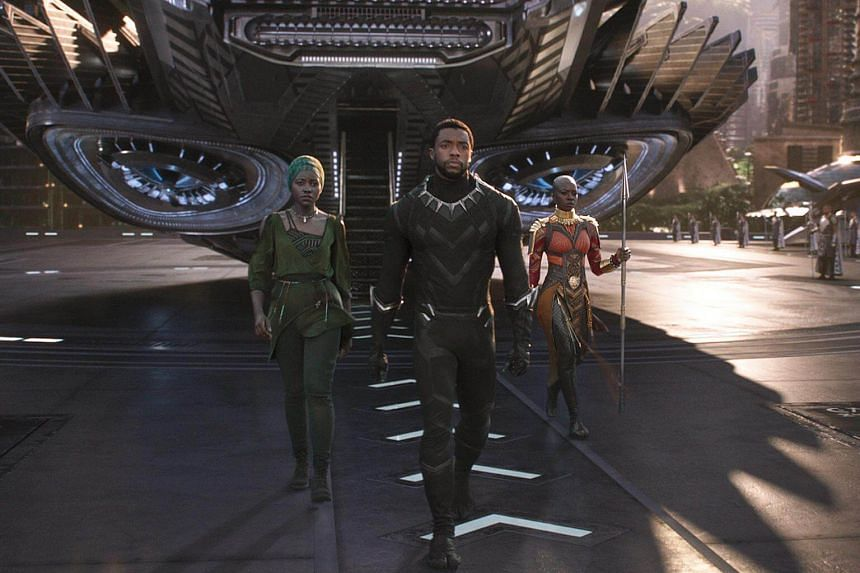 Black Panther instantly became the top-grossing film in history by a black director (Ryan Coogler) and featuring a largely black cast.