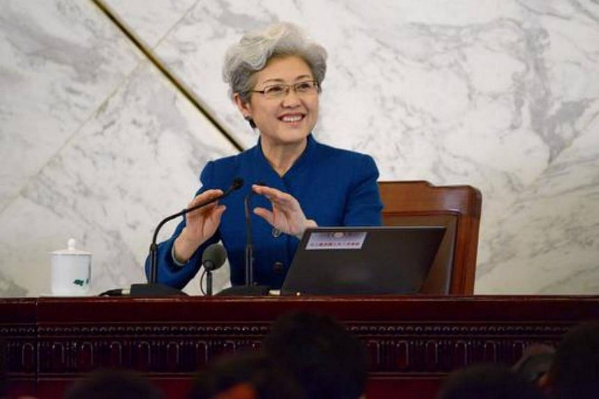Fu Ying, a veteran diplomat and now chairman of the Foreign Affairs Committee of the National People's Congress, made the remarks at a panel discussion about the nuclear security.