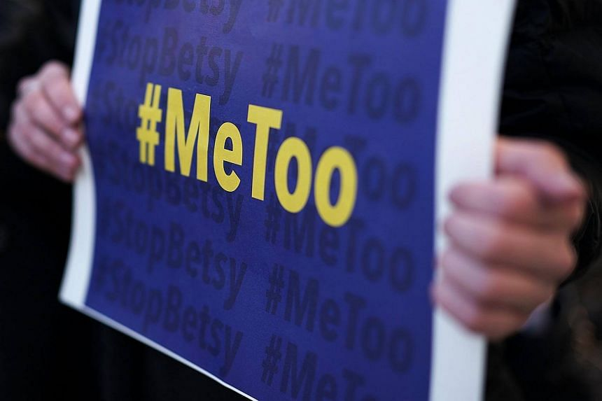 Most of the accusations of harassment and improper behaviour have been made against men in their 60s and 70s.