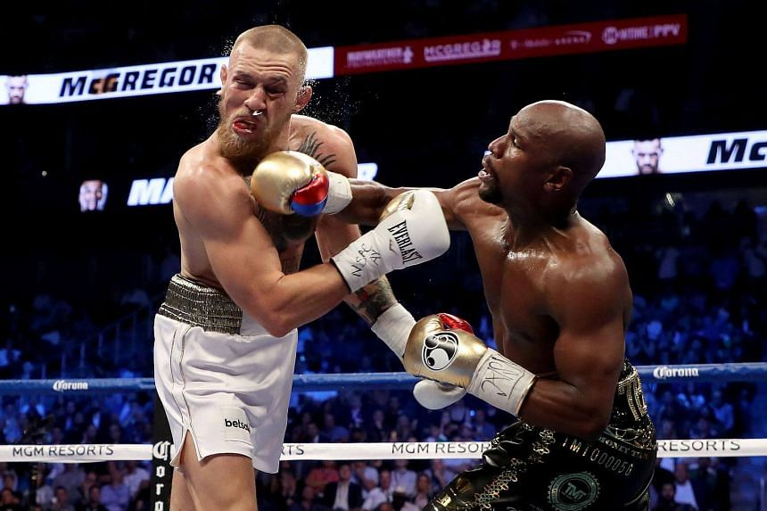 At 4.3 million pay-per-view buys, the Mayweather-McGregor bout was the biggest event the UFC has been involved in.
