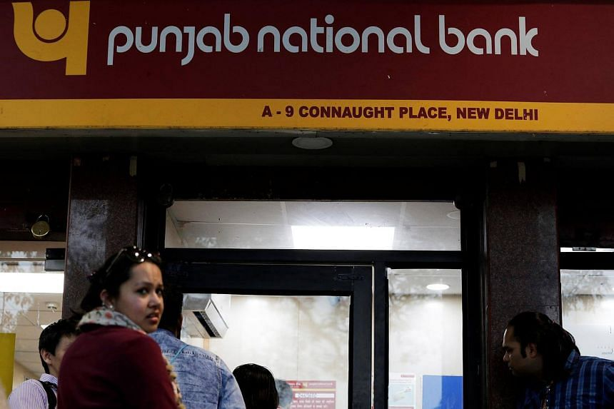The Punjab National Bank branch in south Mumbai is at the heart of a fraud case linked to billionaire jeweller Nirav Modi.
