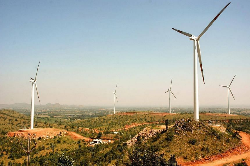 Sembcorp Industries said that three transfers of shareholding interests in its thermal and renewable energy businesses had taken place as part of a reorganisation of its India energy operations.