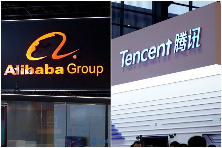 Tech giants Alibaba and Tencent have spent more than US$10 billion on retail-focused deals since the beginning of last year, in a bid to boost their reach both online and in brick-and-mortar stores.