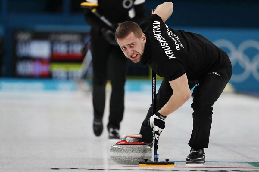Alexander Krushelnitsky is suspected of testing positive for meldonium, a banned substance that increases blood flow and improves exercise capacity.