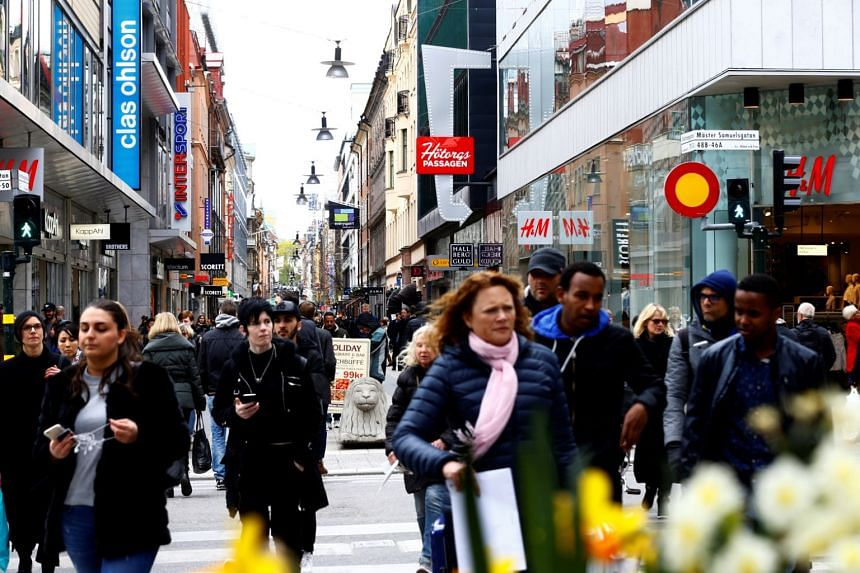 Sweden is widely regarded as the most cashless society on the planet.