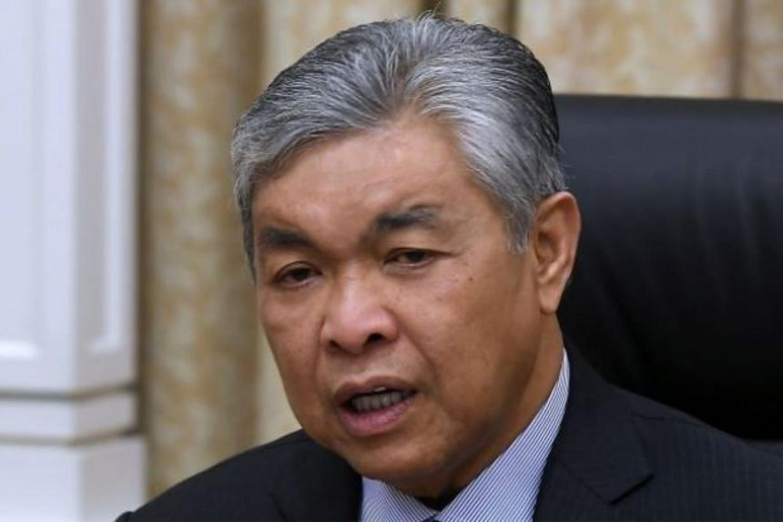 Malaysia's Deputy Prime Minister Ahmad Zahid Hamidi said that by checking the ICs of those leaving Sabah, the authorities would be able to detect earlier whether the cards they have were authentic.